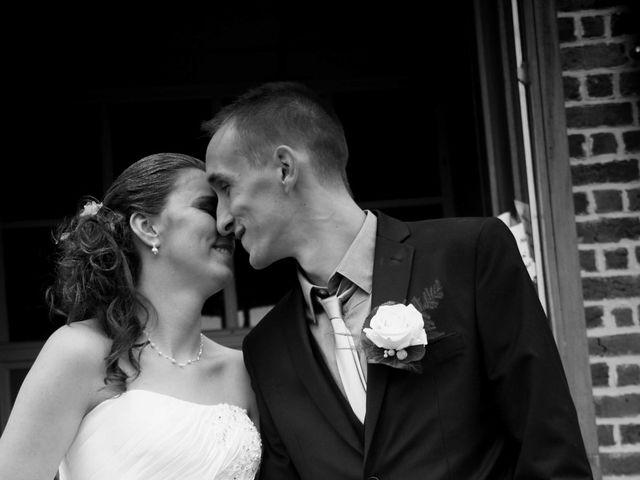 Le mariage de Tracy et Charles-Edouard à Mondrepuis, Aisne 14