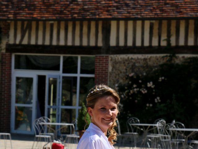 Le mariage de Michael et Morgane à Courville-sur-Eure, Eure-et-Loir 9