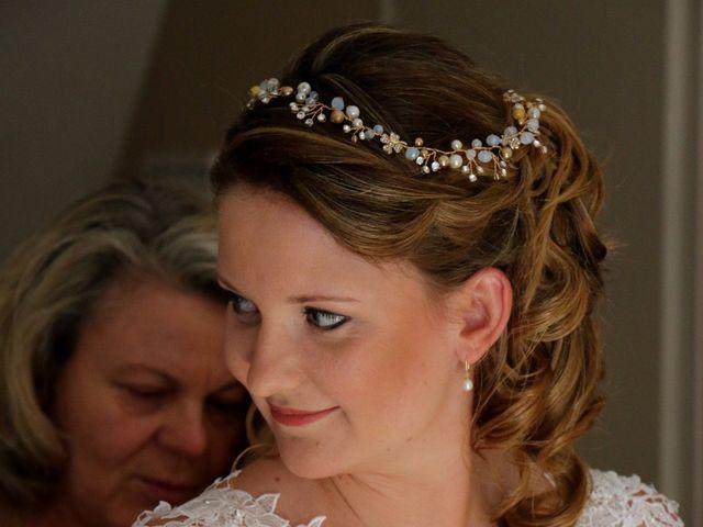 Le mariage de Michael et Morgane à Courville-sur-Eure, Eure-et-Loir 12