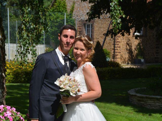Le mariage de Michael et Morgane à Courville-sur-Eure, Eure-et-Loir 20