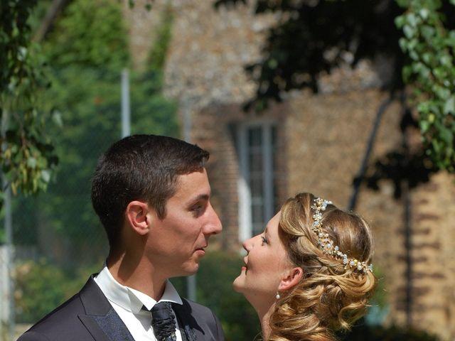 Le mariage de Michael et Morgane à Courville-sur-Eure, Eure-et-Loir 1
