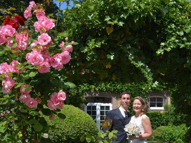 Le mariage de Michael et Morgane à Courville-sur-Eure, Eure-et-Loir 23