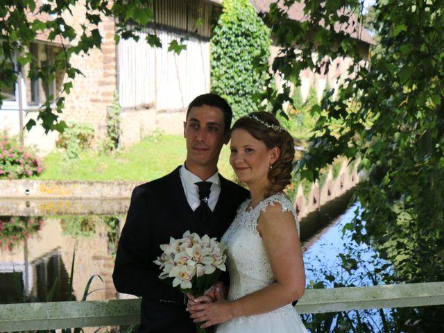 Le mariage de Michael et Morgane à Courville-sur-Eure, Eure-et-Loir 2