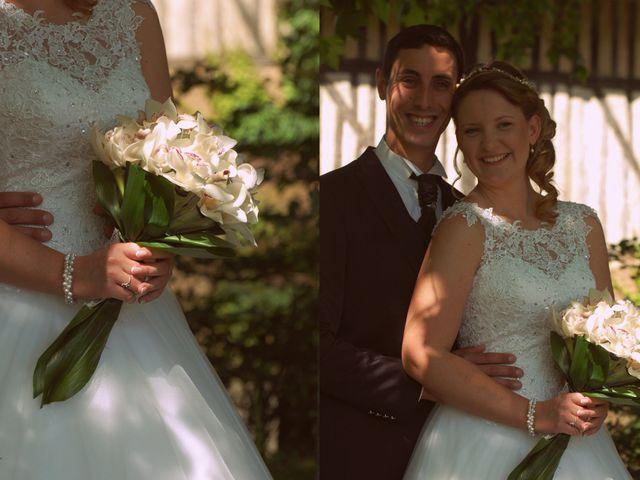Le mariage de Michael et Morgane à Courville-sur-Eure, Eure-et-Loir 27