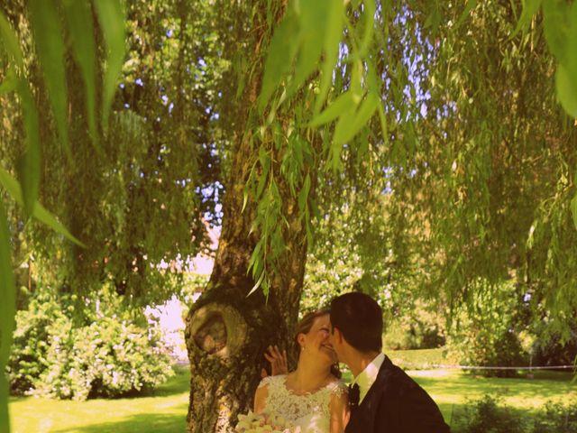 Le mariage de Michael et Morgane à Courville-sur-Eure, Eure-et-Loir 28