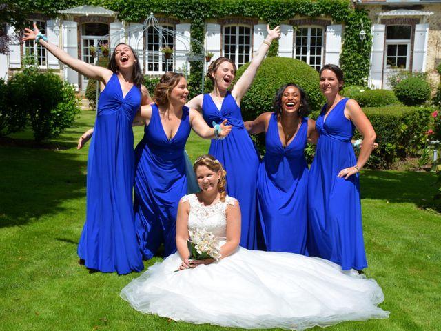 Le mariage de Michael et Morgane à Courville-sur-Eure, Eure-et-Loir 33
