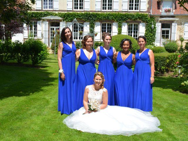 Le mariage de Michael et Morgane à Courville-sur-Eure, Eure-et-Loir 34
