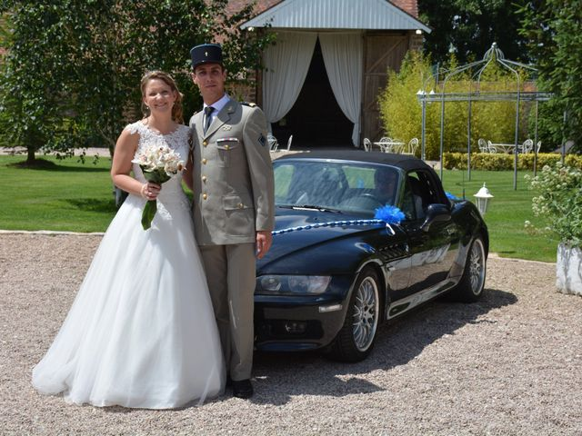 Le mariage de Michael et Morgane à Courville-sur-Eure, Eure-et-Loir 37