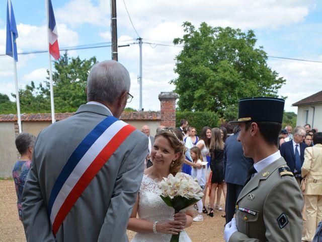 Le mariage de Michael et Morgane à Courville-sur-Eure, Eure-et-Loir 38
