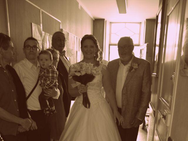 Le mariage de Michael et Morgane à Courville-sur-Eure, Eure-et-Loir 45