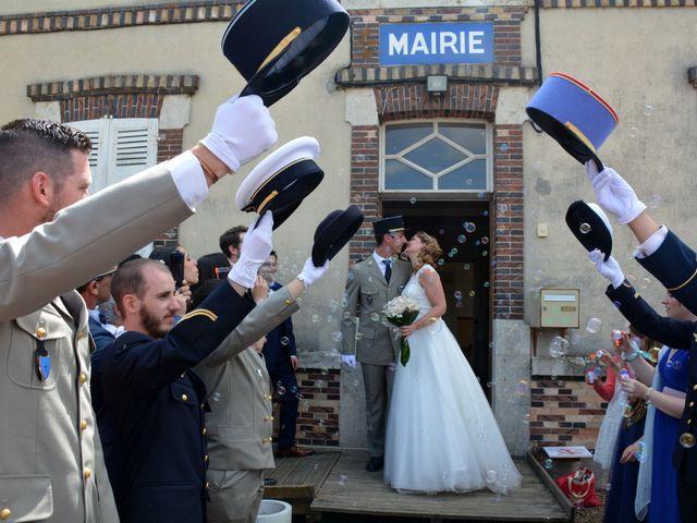 Le mariage de Michael et Morgane à Courville-sur-Eure, Eure-et-Loir 53