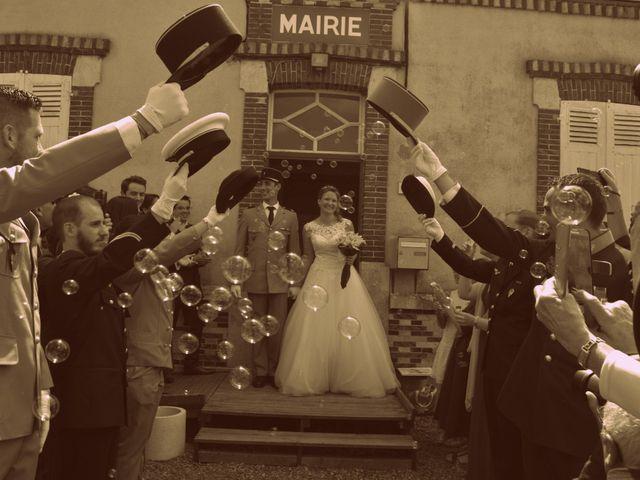 Le mariage de Michael et Morgane à Courville-sur-Eure, Eure-et-Loir 54