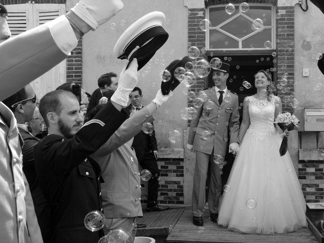 Le mariage de Michael et Morgane à Courville-sur-Eure, Eure-et-Loir 55