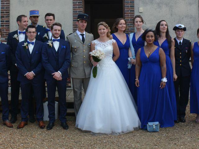 Le mariage de Michael et Morgane à Courville-sur-Eure, Eure-et-Loir 57