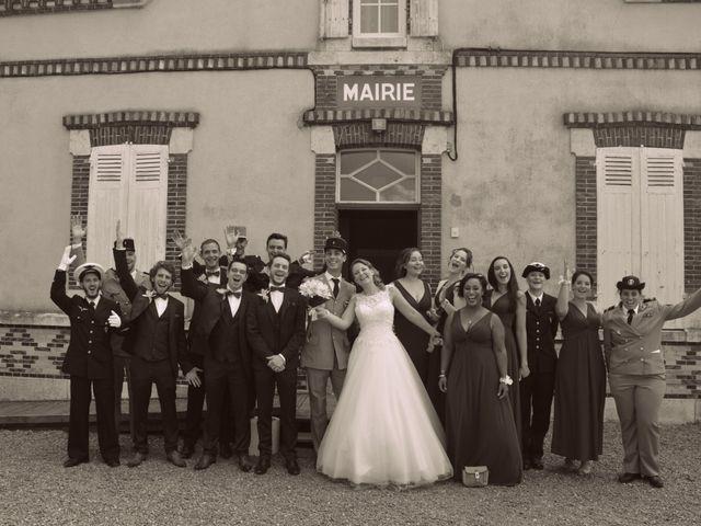 Le mariage de Michael et Morgane à Courville-sur-Eure, Eure-et-Loir 58