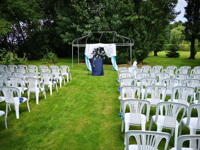 Le mariage de Michael et Morgane à Courville-sur-Eure, Eure-et-Loir 62