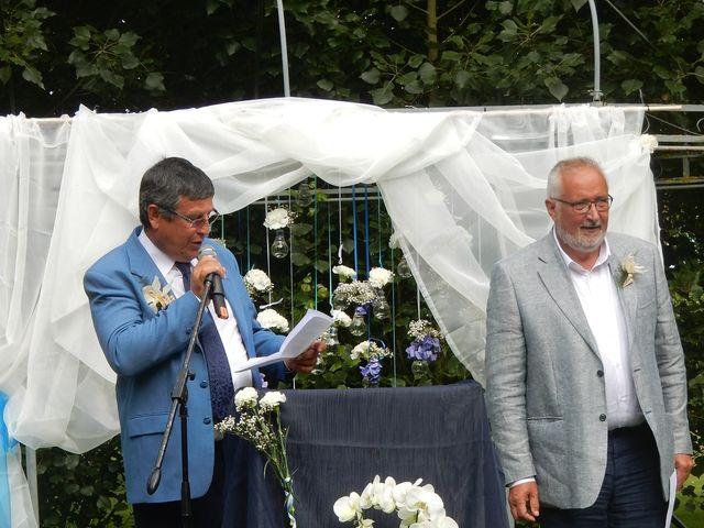 Le mariage de Michael et Morgane à Courville-sur-Eure, Eure-et-Loir 75