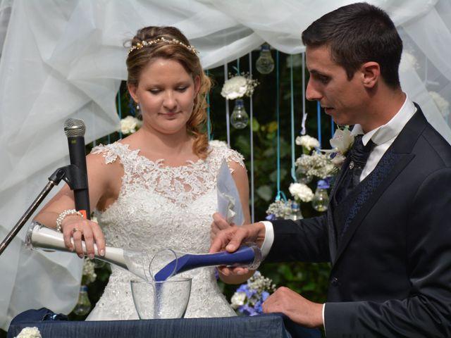 Le mariage de Michael et Morgane à Courville-sur-Eure, Eure-et-Loir 77