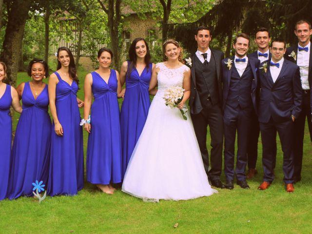 Le mariage de Michael et Morgane à Courville-sur-Eure, Eure-et-Loir 86