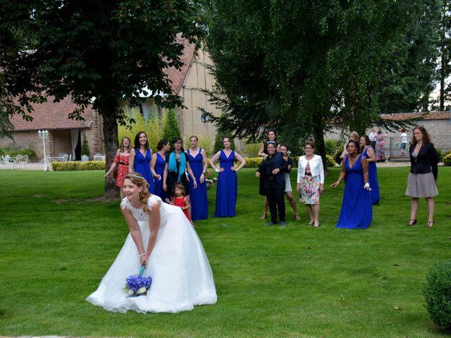 Le mariage de Michael et Morgane à Courville-sur-Eure, Eure-et-Loir 95