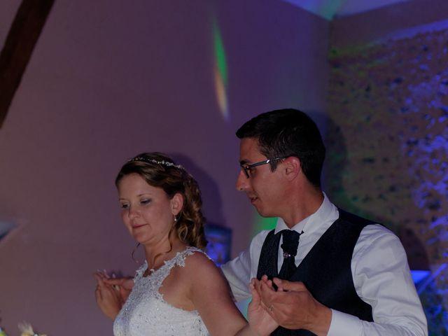 Le mariage de Michael et Morgane à Courville-sur-Eure, Eure-et-Loir 129