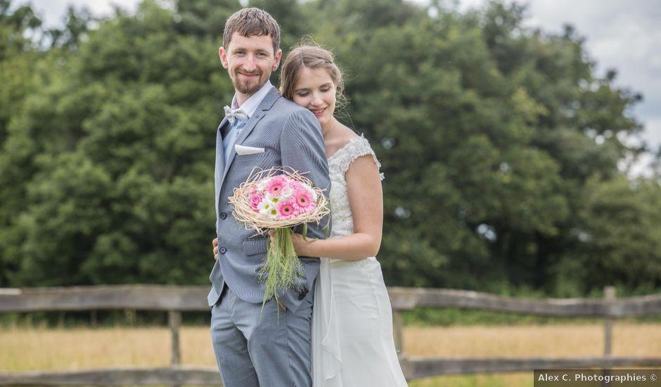 Le mariage de Cyril et Laura à Saint-Sébastien-sur-Loire, Loire Atlantique
