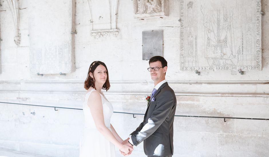 Le mariage de Nicolas et Tiphaine à Évreux, Eure