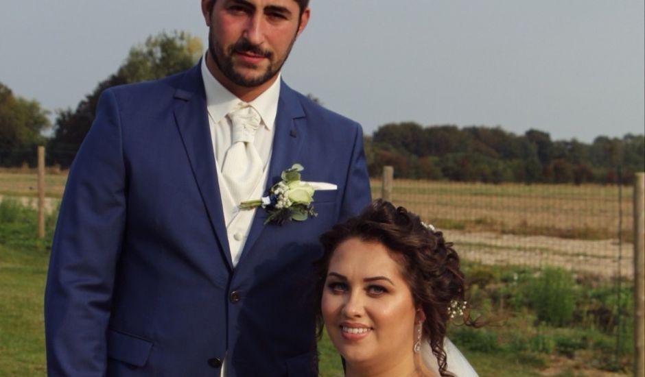 Le mariage de Alexis et Christina à Barentin, Seine-Maritime