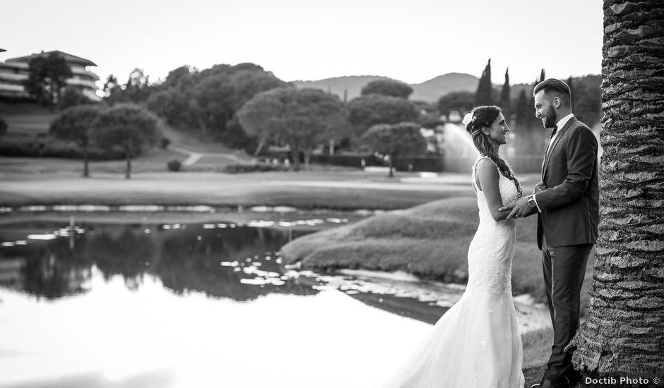 Le mariage de Mathias et Sandra à Cannes, Alpes-Maritimes