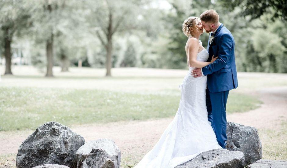 Le mariage de Rodrigue et Mélanie à Vendin-le-Vieil, Pas-de-Calais