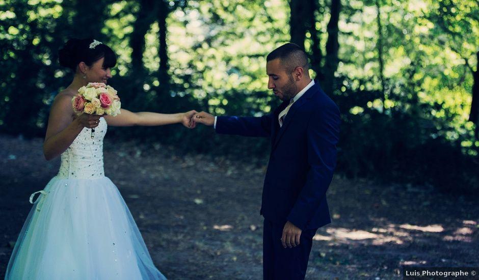 Le mariage de Brice et Priscilia à La Chapelle-Saint-Mesmin, Loiret