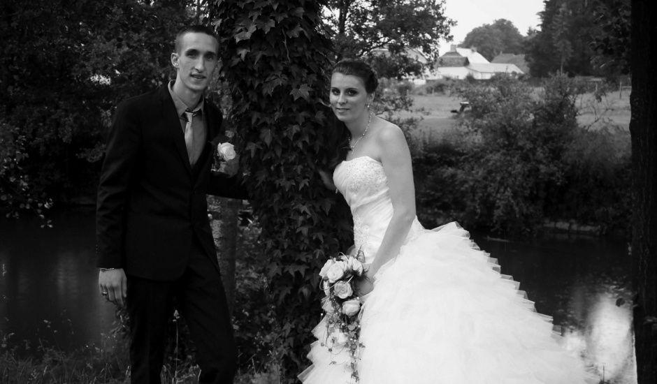 Le mariage de Tracy et Charles-Edouard à Mondrepuis, Aisne