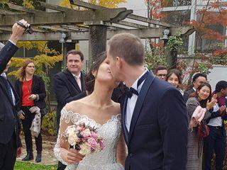 Le mariage de Jérôme et Miliausha 1