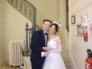 Le mariage de Jérôme et Miliausha