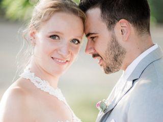 Le mariage de Laurène et Martin