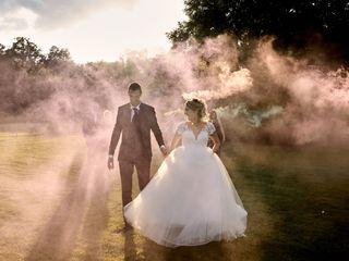 Le mariage de Mélanie et Yan