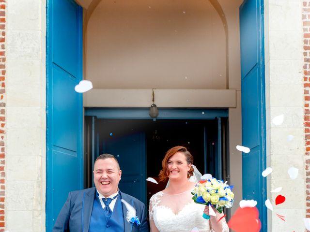 Le mariage de Camille et Émeline à Roost-Warendin, Nord 37