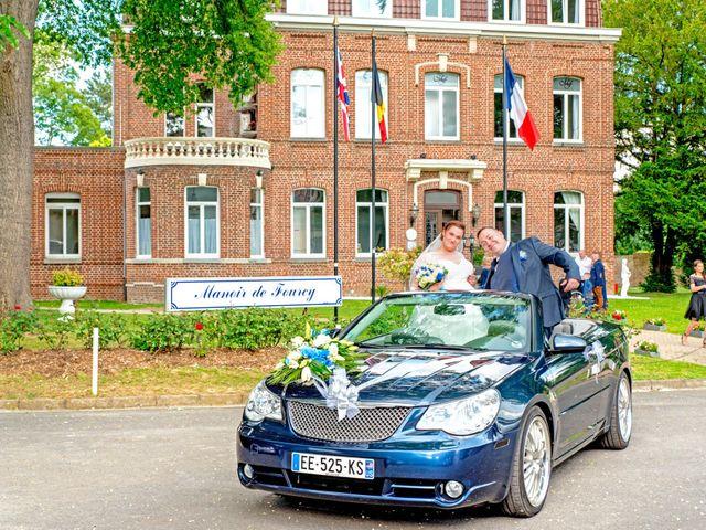 Le mariage de Camille et Émeline à Roost-Warendin, Nord 40
