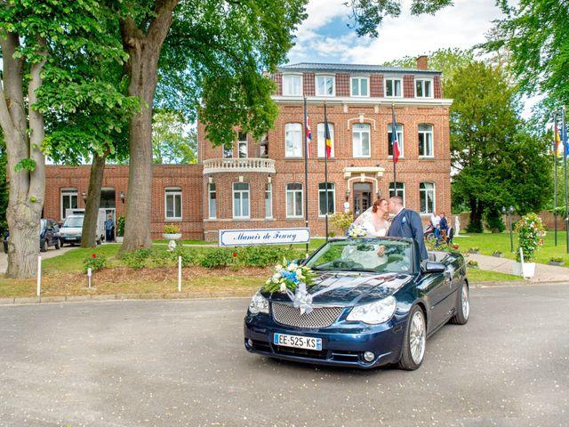 Le mariage de Camille et Émeline à Roost-Warendin, Nord 41