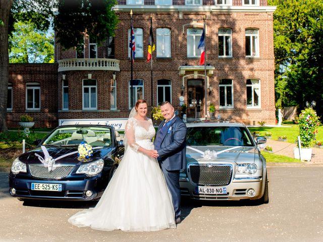 Le mariage de Camille et Émeline à Roost-Warendin, Nord 43