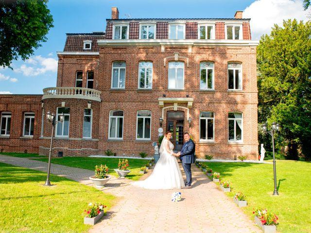 Le mariage de Camille et Émeline à Roost-Warendin, Nord 45