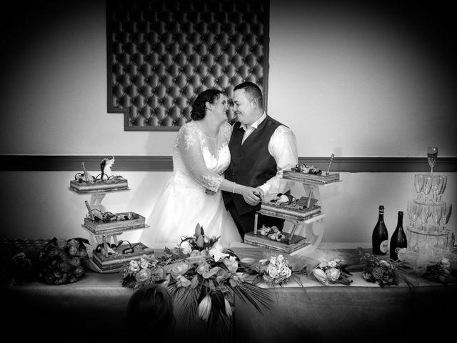 Le mariage de Camille et Émeline à Roost-Warendin, Nord 70