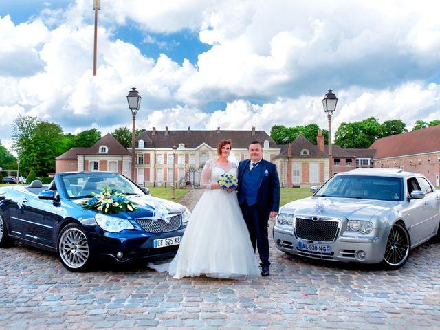 Le mariage de Camille et Émeline à Roost-Warendin, Nord 75