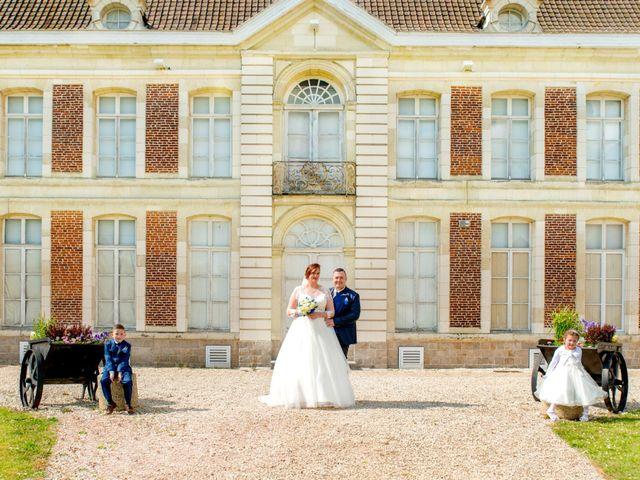 Le mariage de Camille et Émeline à Roost-Warendin, Nord 78