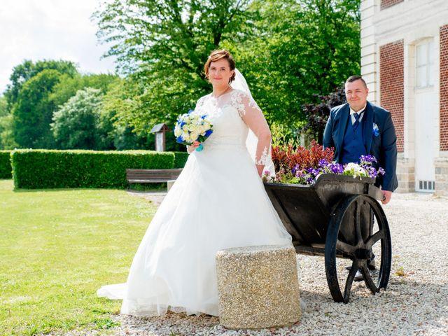 Le mariage de Camille et Émeline à Roost-Warendin, Nord 79