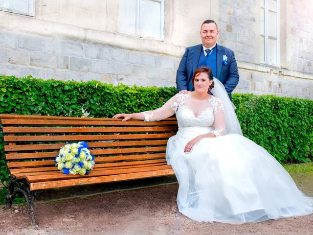 Le mariage de Camille et Émeline à Roost-Warendin, Nord 83