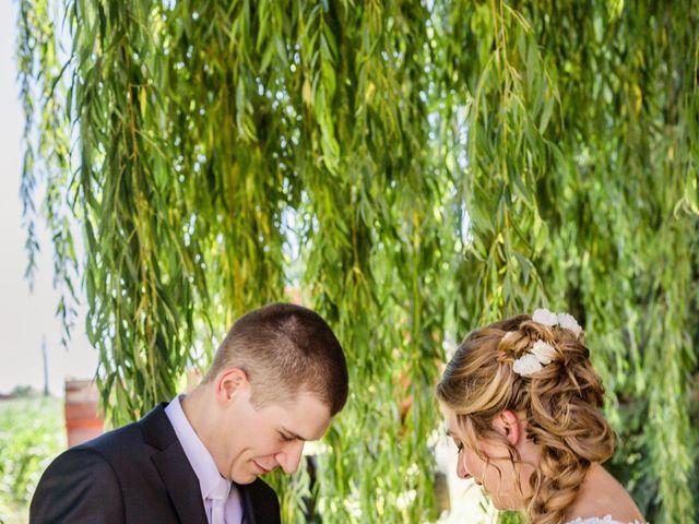 Le mariage de Nicolas et Audrey à Truchtersheim, Bas Rhin 14