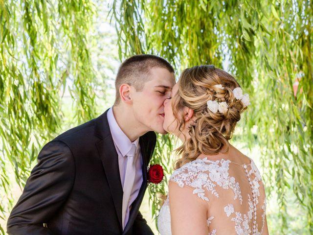 Le mariage de Nicolas et Audrey à Truchtersheim, Bas Rhin 15