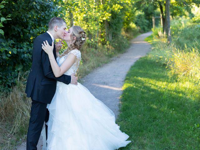 Le mariage de Nicolas et Audrey à Truchtersheim, Bas Rhin 2