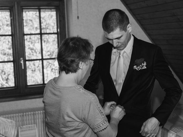 Le mariage de Nicolas et Audrey à Truchtersheim, Bas Rhin 34